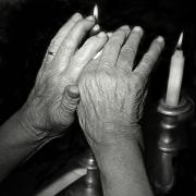 Grandma Prays